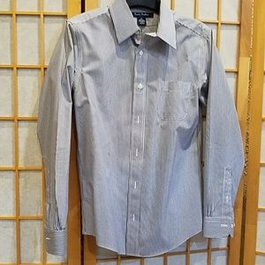 Boys dress shirt by Brooks Brothers